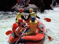 Corrientes y rafting