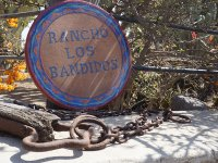 Enjoy the incredible views of Rancho los Bandidos
