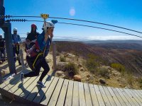 Tour our Zip-line circuit in Ensenada