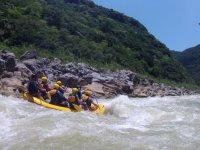 Control the raft