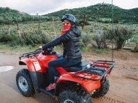 Adventure to know Valle de Guadalupe in ATV