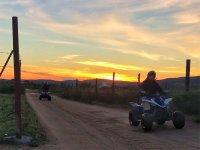 Enjoy a ride through Valle de Guadalupe in an ATV