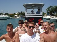 Jet Boat F1