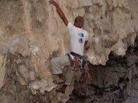 Escalada en boulder
