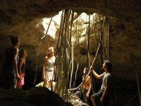 Cenote visit