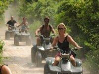 Adventure in the jungle