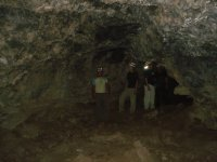 Grottoes and caverns