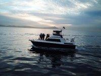 Have fun sailing towards the Pacific Ocean