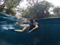 Snorkel deporte acuatico