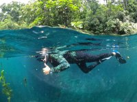 Snorkel recreativo