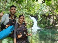Senderismo en Cascada el Tucán