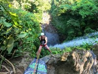 Rappel en Cascada el Tucan