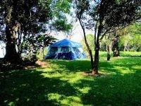 Camping Cascada el Tucan