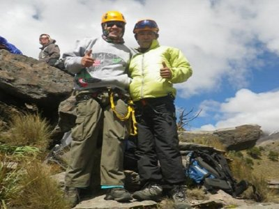Oactli Expediciones Tlaxcallan Rappel
