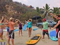 Surf in Oaxaca