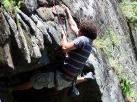 Practicas de escalada