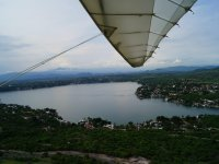Flying in teques