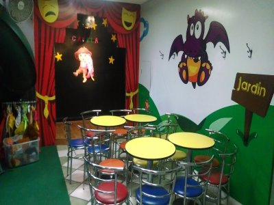 Kid's Party, 70 persons, Monday to Thursday