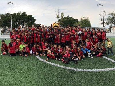 Escuela Oficial de Fútbol Atlas FC Centenario