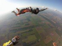 saltos tandem