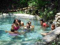 natural water pools