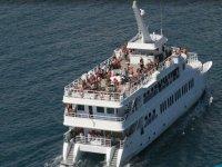 Crucero y snorkel