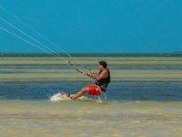 kitesurf en cancun