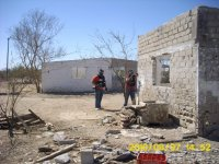 Paintball en casas abandonadas