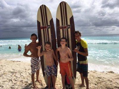 Wind and Wave Kitesurf Cancun
