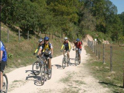 Potrero de Mulas Ciclismo de Montaña