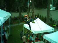 Sale and installation of Zip-lines