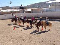 Class in the hacienda