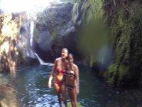 swimming in waterfalls puebla