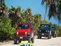 jeeps en cozumel