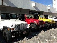 nuestros jeeps