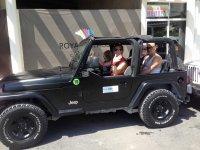 jeep ruta
