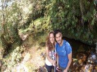walks through Cazatlan