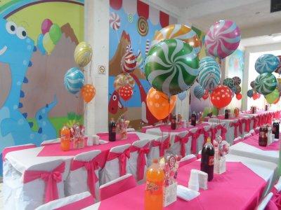 Salón de fiestas infantiles Dinokids