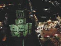 cuetzalan at night
