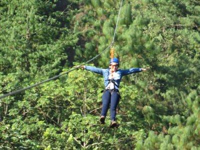 La Escondida Ecoparque de Aventura Canopy