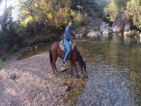 Horseback riding Tepatahua