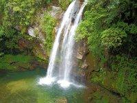 El Salto Cascada in Cuetzalan