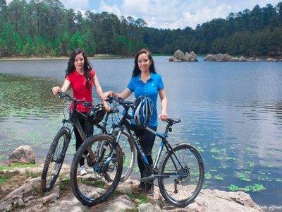 Salto Aventura Ciclismo de Montaña