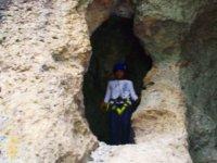 reaching caves