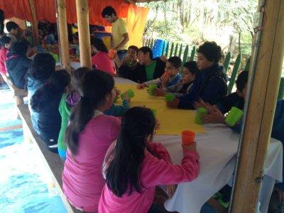 Rixco Park Campamentos Multiaventura
