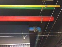 Instalaciones de colores