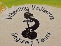 Wheeling Vallarta Segway