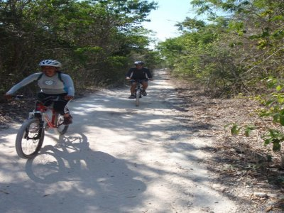 Mayan Bike Trails