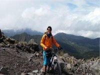 bike adventures through the mountains of Mexico