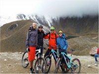 mountain biking in Mexico